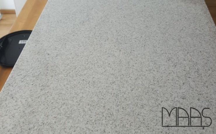 Kempten Imperial White Granit Arbeitsplatten