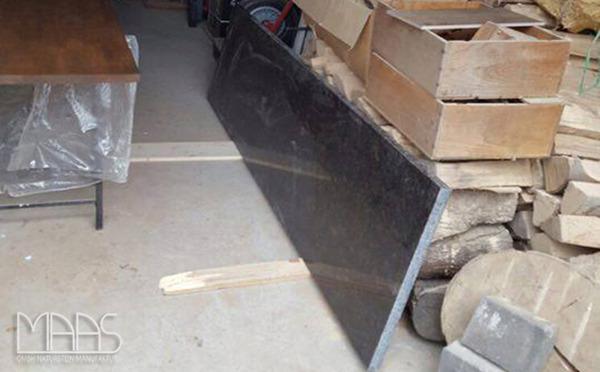 Maintal Tan Brown Granitplatte