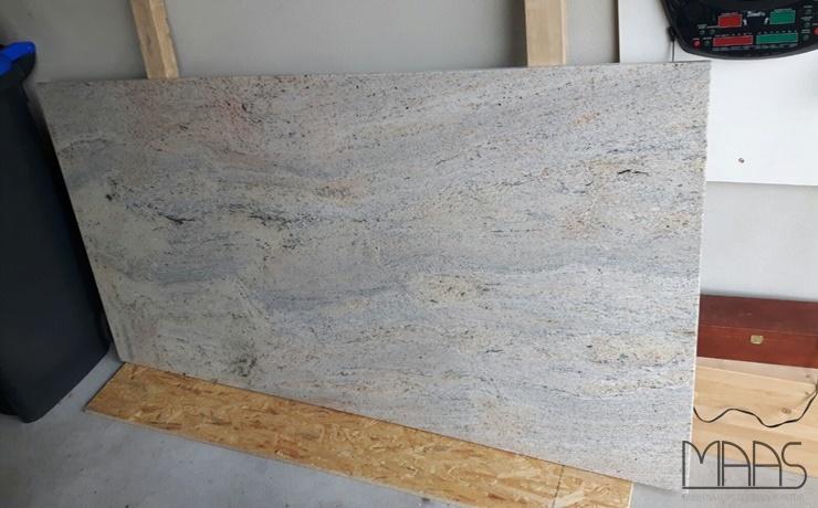Münster Cielo Ivory Granit Tischplatte
