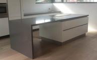 Silestone Küche - Montage in Bern