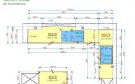 CAD Zeichnung der Kermik Arbeitsplatten