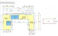 CAD Zeichnug Granit Arbeitsplatten