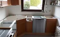 Aufmaß der Küche in Leverkusen
