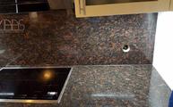 Granit Küche - Montage in Remscheid