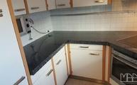 Skandinavischer Granit in einer deutschen Küche