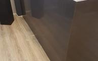Caesarstone 4350 Mink mit polierter Oberfläche und 2,0 cm Stärke