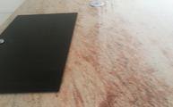 Ivory Brown/Shivakashi Granit Arbeitsplatte