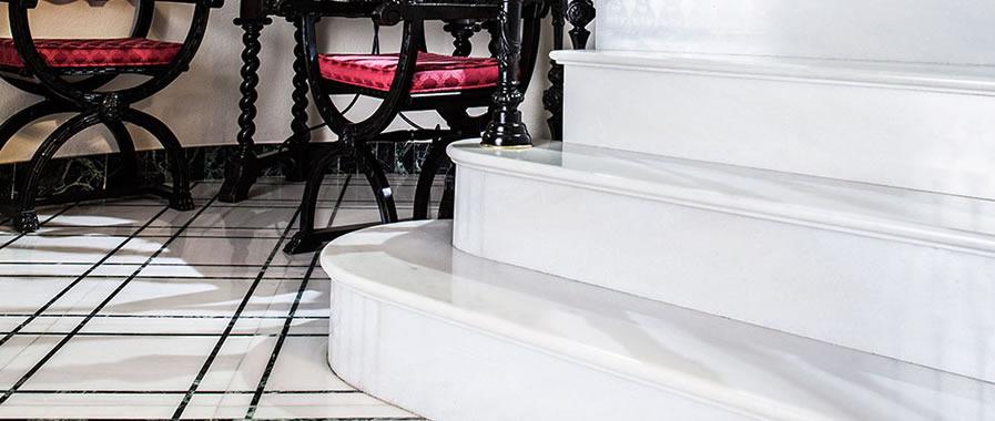 Treppen Innen