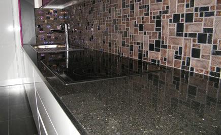 Granitarbeitsplatten - Elegante Granitarbeitsplatten