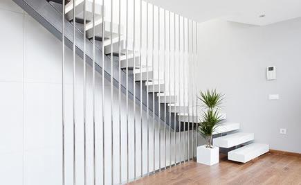 Silestone Treppen - Moderne Silestone Treppen