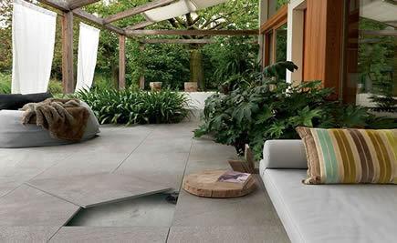 Terrassenplatten - Geschmackvolle Terrassenplatten