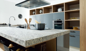 Granit Arbeitsplatten - Moderne Granit Arbeitsplatten