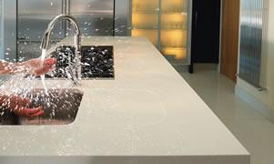 Silestone Arbeitsplatten - Hygienische Silestone Arbeitsplatten